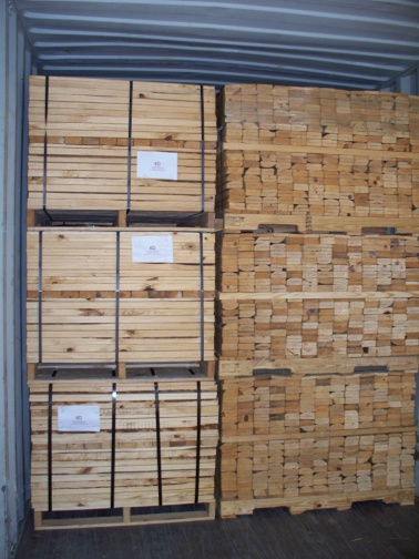 pallets for export, caribbean central america